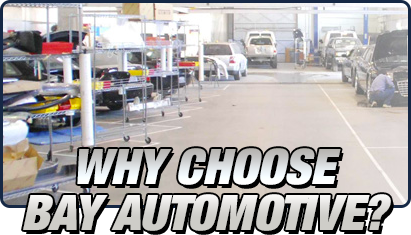 Why choose bay automotive
