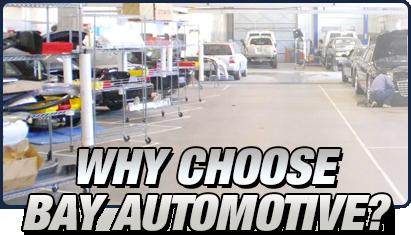Why choose bay automotive