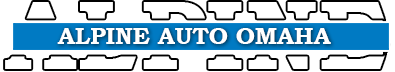 Alpine Auto Omaha Logo