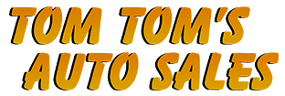 Tom Tom's Autos Logo