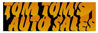 Tom Tom's Autos Logo
