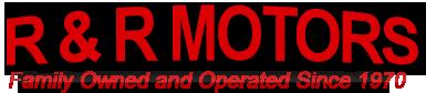 R&R Motors Logo