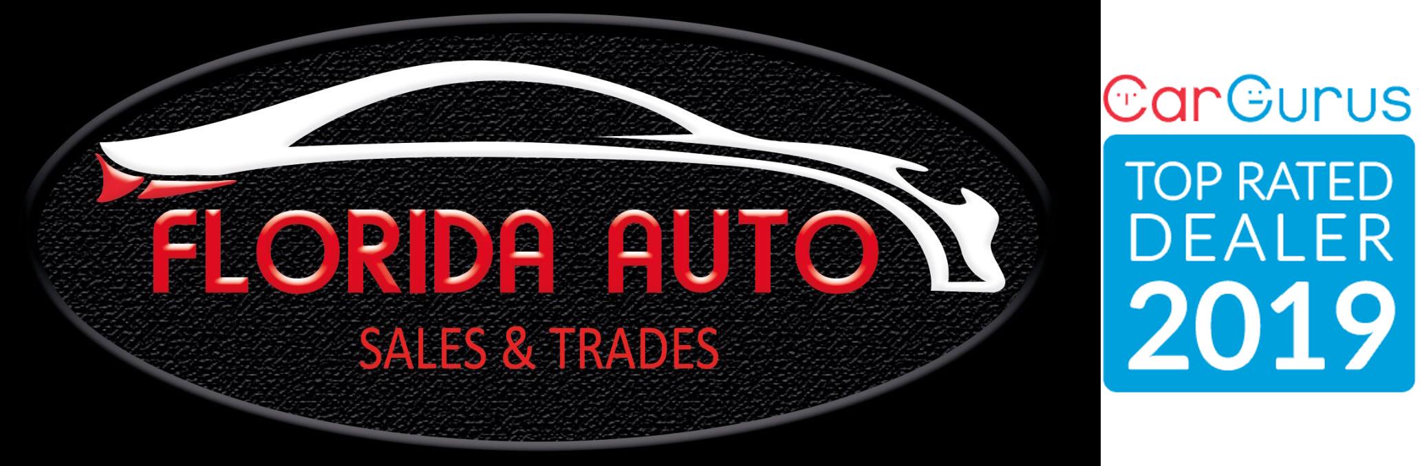 Florida Auto Sales & Trades Logo