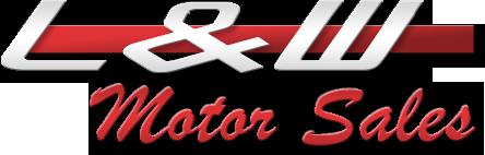 L & W Motors Logo