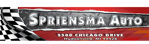 Spriensma Auto LLC Logo