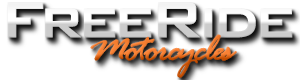 FreeRide Motorcycles Logo