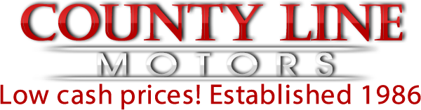 County Line Motors Logo
