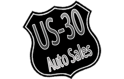US 30 Auto Sales Logo