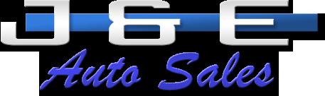 J & E Auto Sales Logo