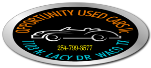 Opportunity Used Cars Logo