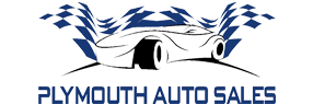 Plymouth Auto Sales Logo