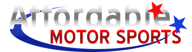 Affordable Motor Sports LLC  Logo