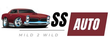 SS Auto Inc. Logo