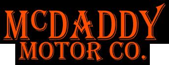 McDaddy Motor Company Logo