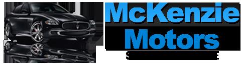 McKenzie Motors Logo