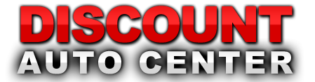 Discount Auto Center Logo