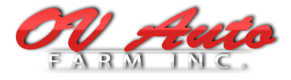 OV Auto Farm Inc Logo