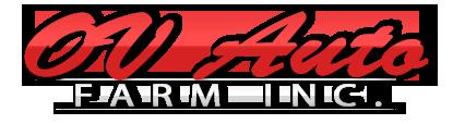 OV Auto Farm Inc Logo