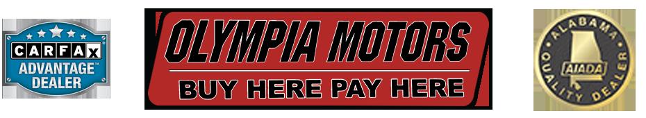 Olympia Motors Logo