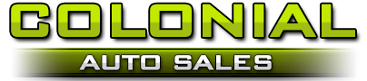 Colonial Auto Sales Logo
