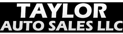 Taylor Auto Sales LLC Logo