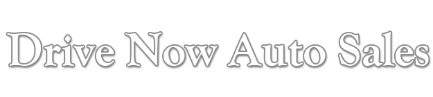 Drive Now Auto Sales Logo