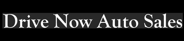 Drive Now Auto Sales Logo