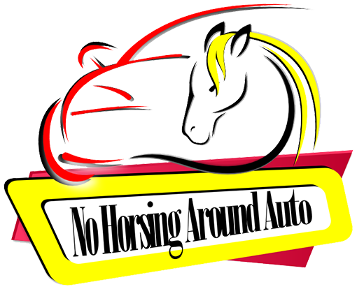No Horsing Around Auto Plex Logo