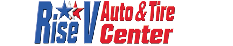 Rise V Auto & Tire Center Logo