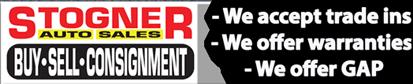 Stogner Auto Sales Logo