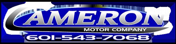 Cameron Motor Company Logo