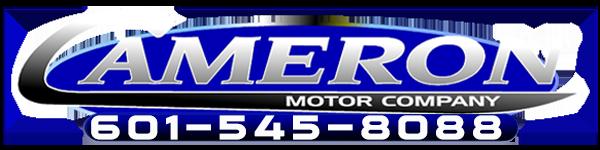 Cameron Motor Company LLC Logo