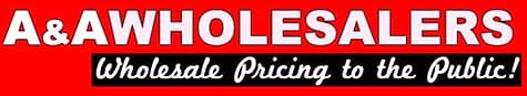 A & A Wholesalers Logo