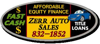Zerr Auto Sales  Logo