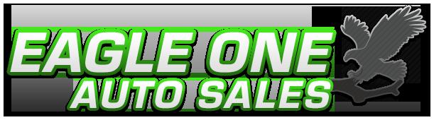 Eagle One Auto Sales Logo