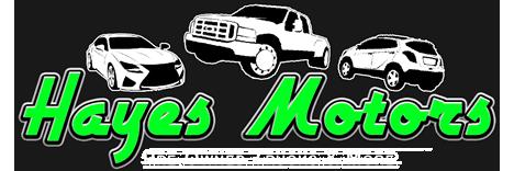 Hayes Motors Logo