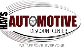 Hays Automotive Discount Center Logo
