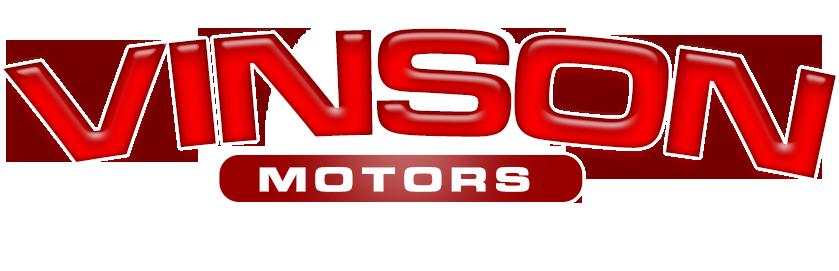 Vinson Motors Logo