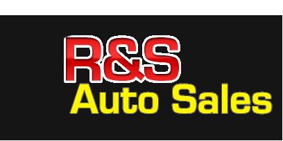 R & S Auto Sales Logo