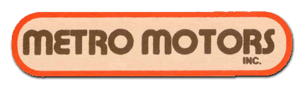 Metro Motors Inc. Logo