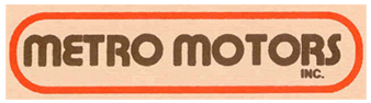 Metro Motors Inc. Logo