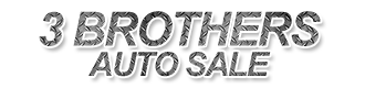 3 Brothers Auto Sale Logo