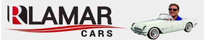 R Lamar Cars  Logo
