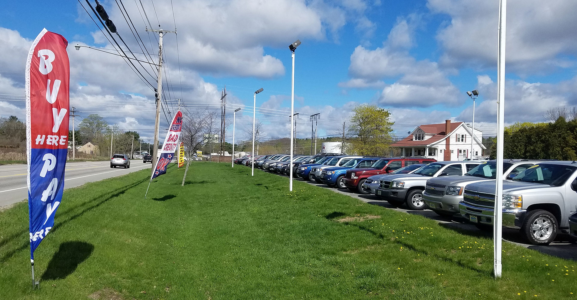 Buy Here Pay Here Ct >> Used Cars Lewiston Me Used Cars Trucks Me Discount