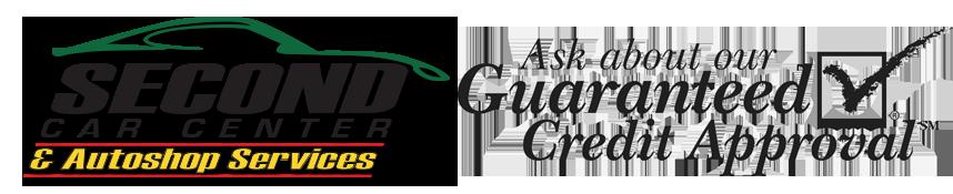 Second Car Center Logo