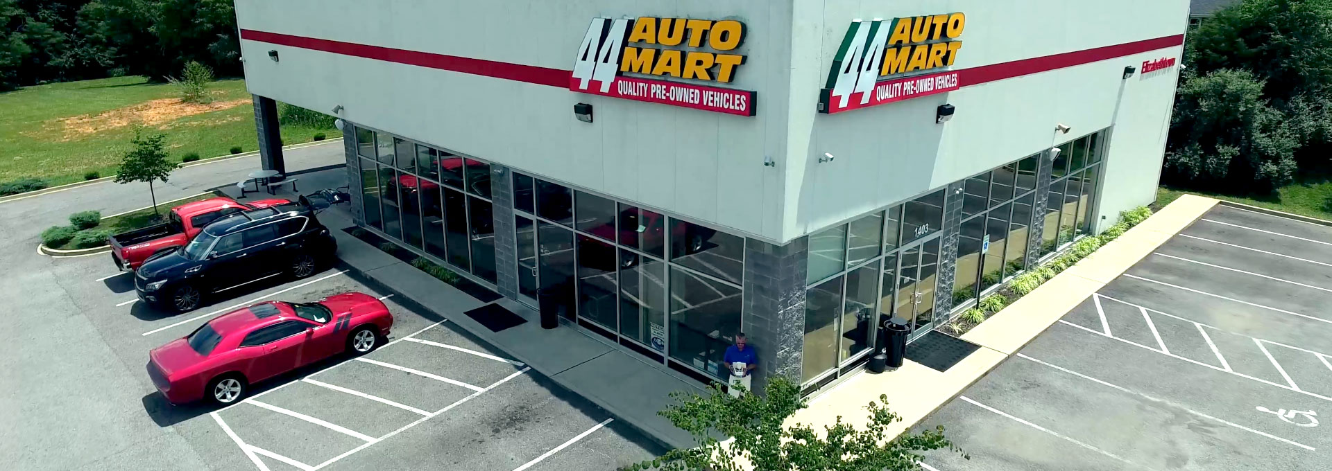 Used Trucks For Sale Louisville Ky >> 44 Auto Mart - Elizabethtown Elizabethtown KY | New & Used ...