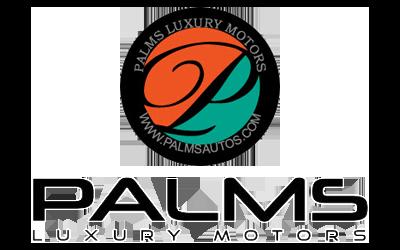 Palms Luxury Motors  Logo