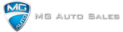 MG Auto Sales Logo