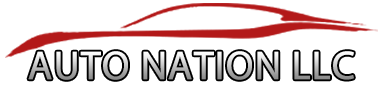 Auto Nation LLC Kenner Logo