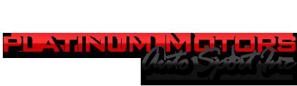 Platinum Motors Auto Sport Inc. Logo